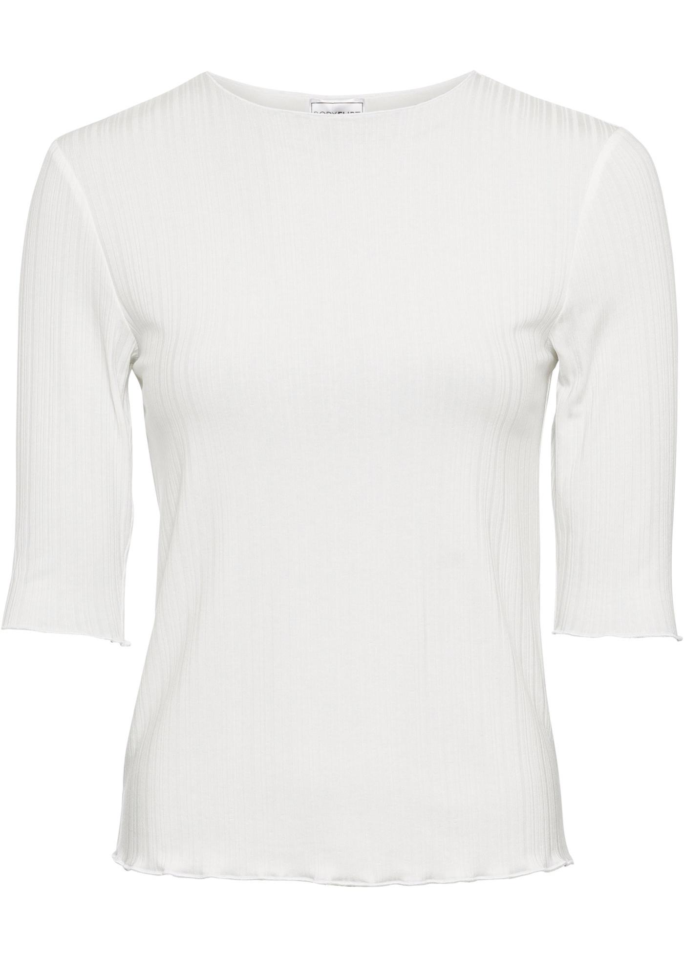 Image of 1/2-Arm-Shirt mit Rippstruktur