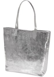 Shopper, bpc bonprix collection, silber