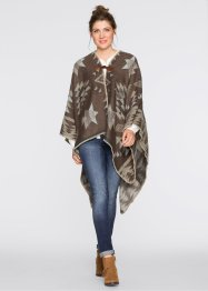 Poncho mit Schliesse, bpc bonprix collection