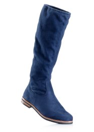 Bequemer Stretchstiefel, bpc selection, dunkelblau