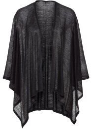 luftiger Poncho uni, bpc bonprix collection