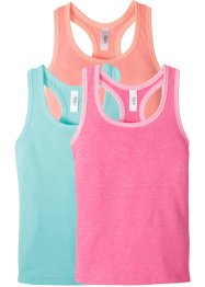 Lot de 3 tops dos nageur, bpc bonprix collection