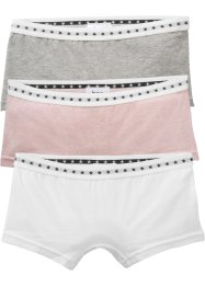 Lot de 3 shorties, bpc bonprix collection