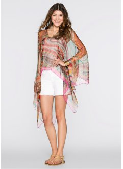 Sommerponcho Paisley, bpc bonprix collection
