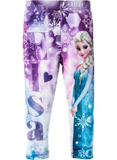 """FROZEN"" Leggings, Disney, helllila bedruckt ""FROZEN"""