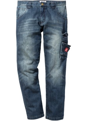 Jeans Dirty Used TAPERED, John Baner JEANSWEAR