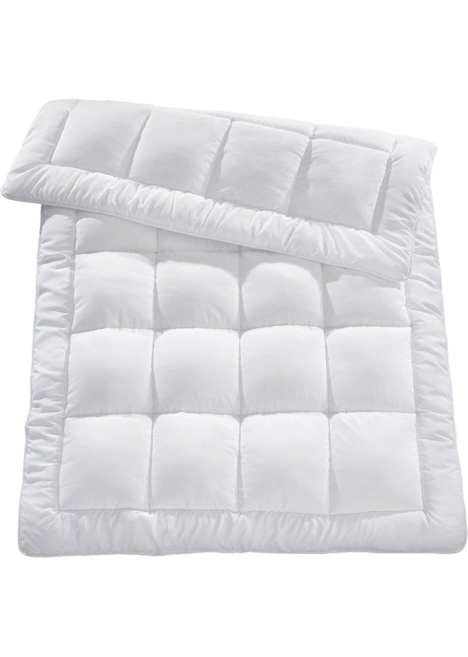 anschmiegsame microfaser bettdecke weiss. Black Bedroom Furniture Sets. Home Design Ideas