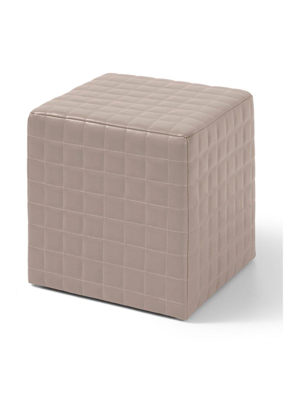 hocker colin taupe online kaufen. Black Bedroom Furniture Sets. Home Design Ideas